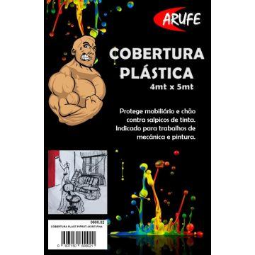 COBERTURA PLAST. P/ PROT. 4X5MT-FINA / 0600.02